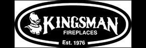 kingsman fireplaces logo