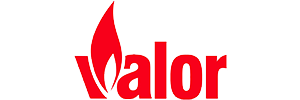 valor fireplaces logo